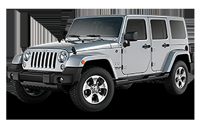 Jeep Wrangler vare