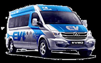 Maxus EV80 9-seter