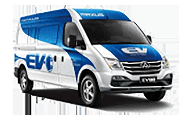 Maxus EV80 varebil